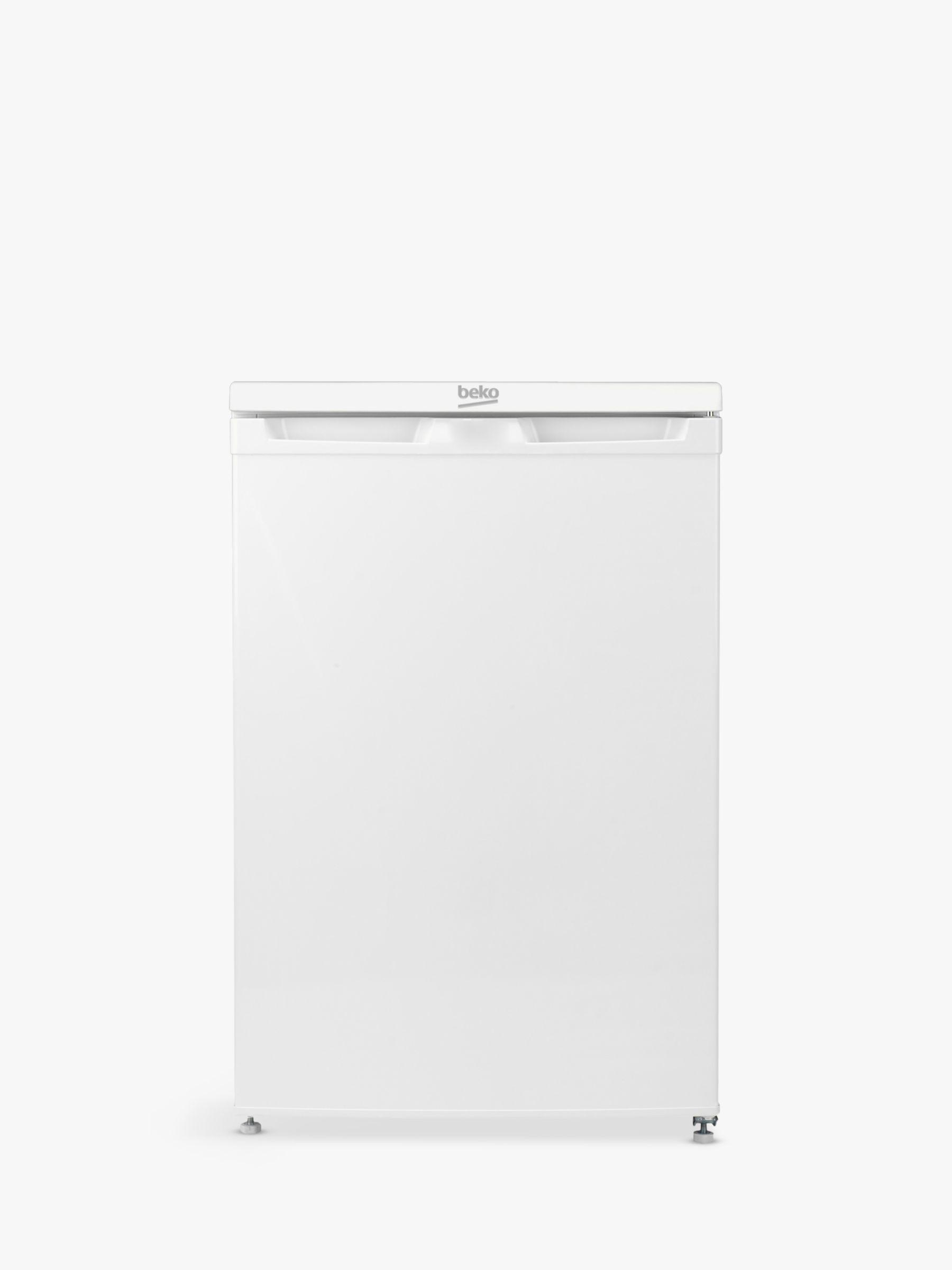 Beko Beko UFF584APW Freestanding Under Counter Freezer, A+ Energy Rating, White