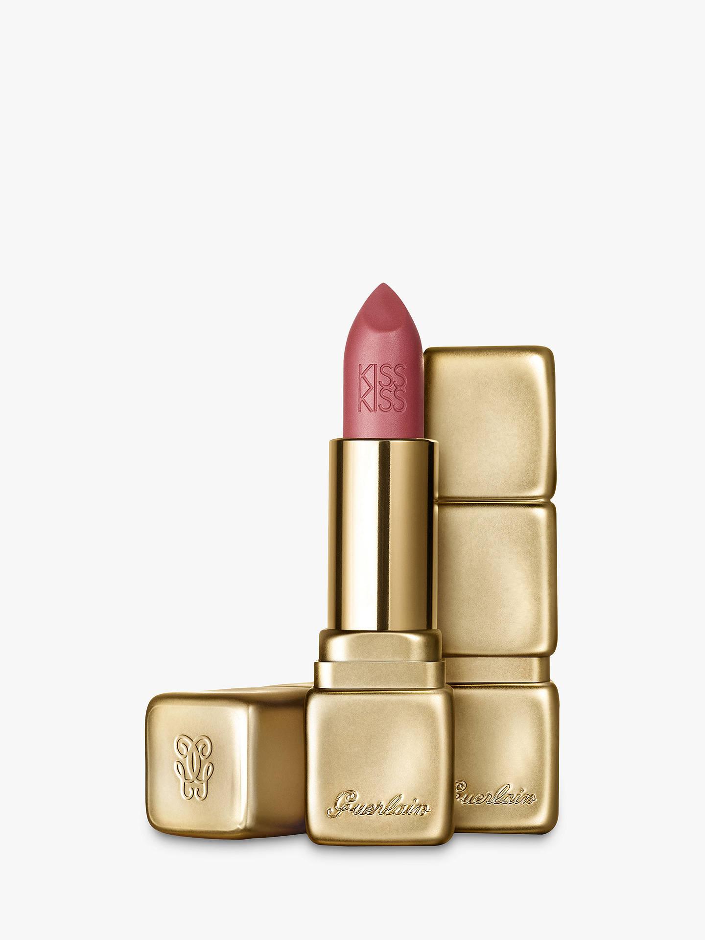 Guerlain Fall Collection Kiss Kiss Matte Lipstick at John ...
