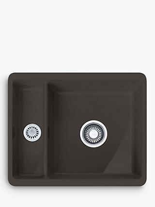 Franke Kubus KBK 160 1.5 Bowl Undermounted Ceramic Kitchen Sink