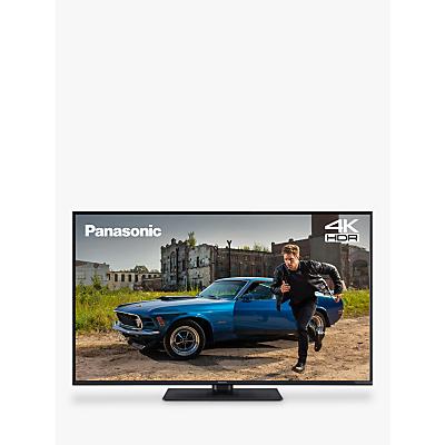 Panasonic TX-55GX550B (2019) LED HDR 4K Ultra HD Smart TV, 55 with Freeview Play, Black