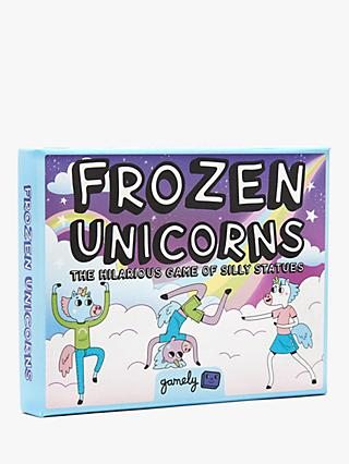 Gamely Ltd Frozen Unicorns Game