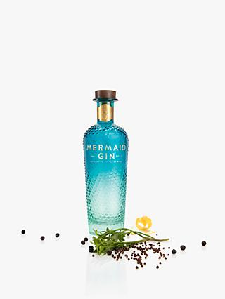 Isle of Wight Distillery Mermaid Gin, 70cl