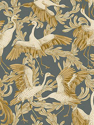 Engblad & Co Dancing Crane Special Edition Wallpaper