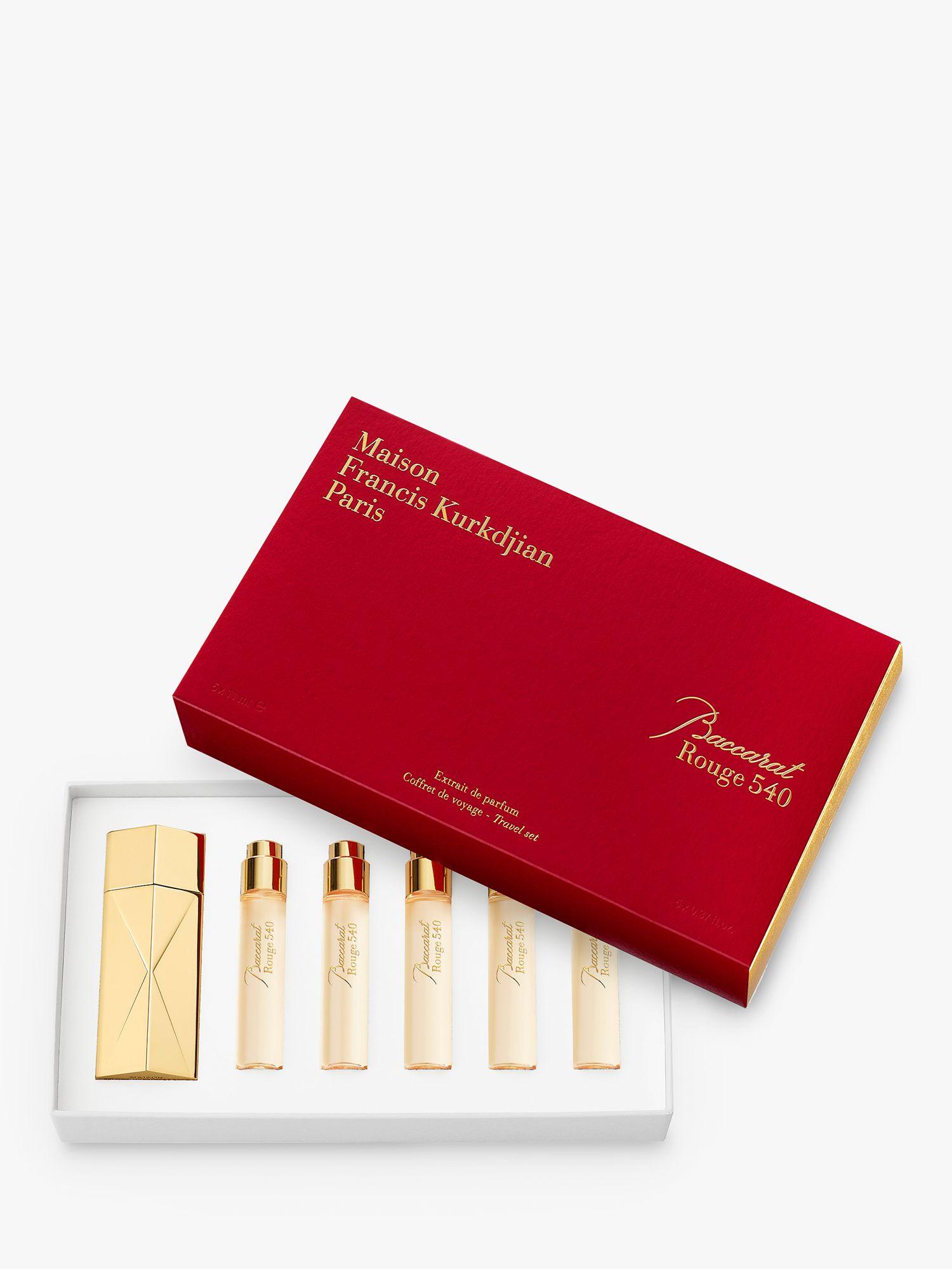 Maison Francis Kurkdjian Maison Francis Kurkdjian Baccarat Rouge 540 Extrait de Parfum Travel Set