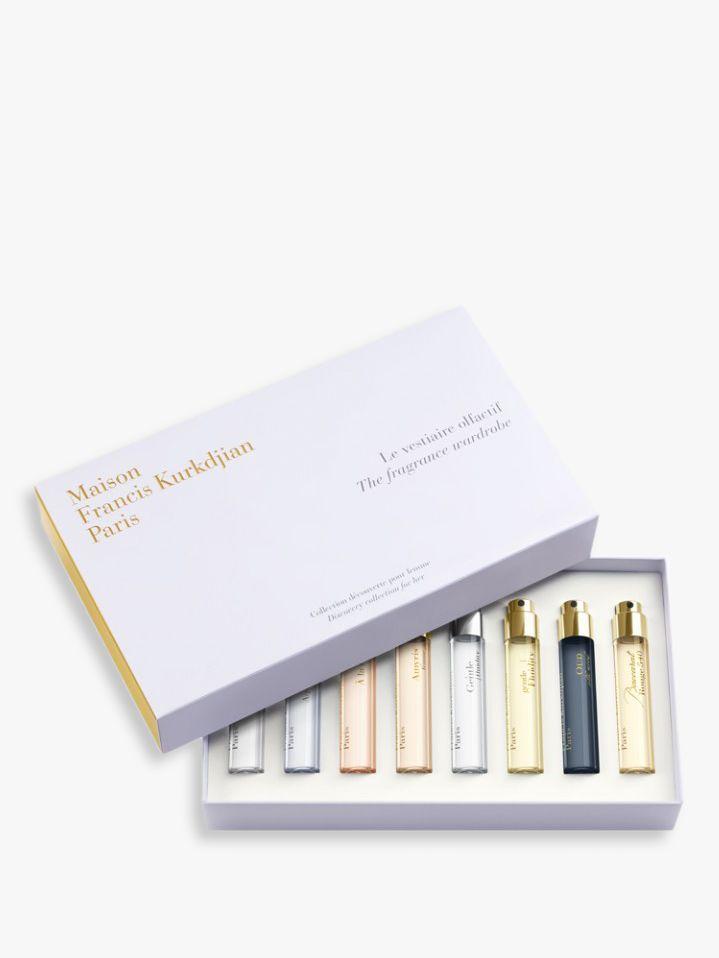 Maison Francis Kurkdjian Maison Francis Kurkdjian Fragrance Wardrobe For Her Gift Set