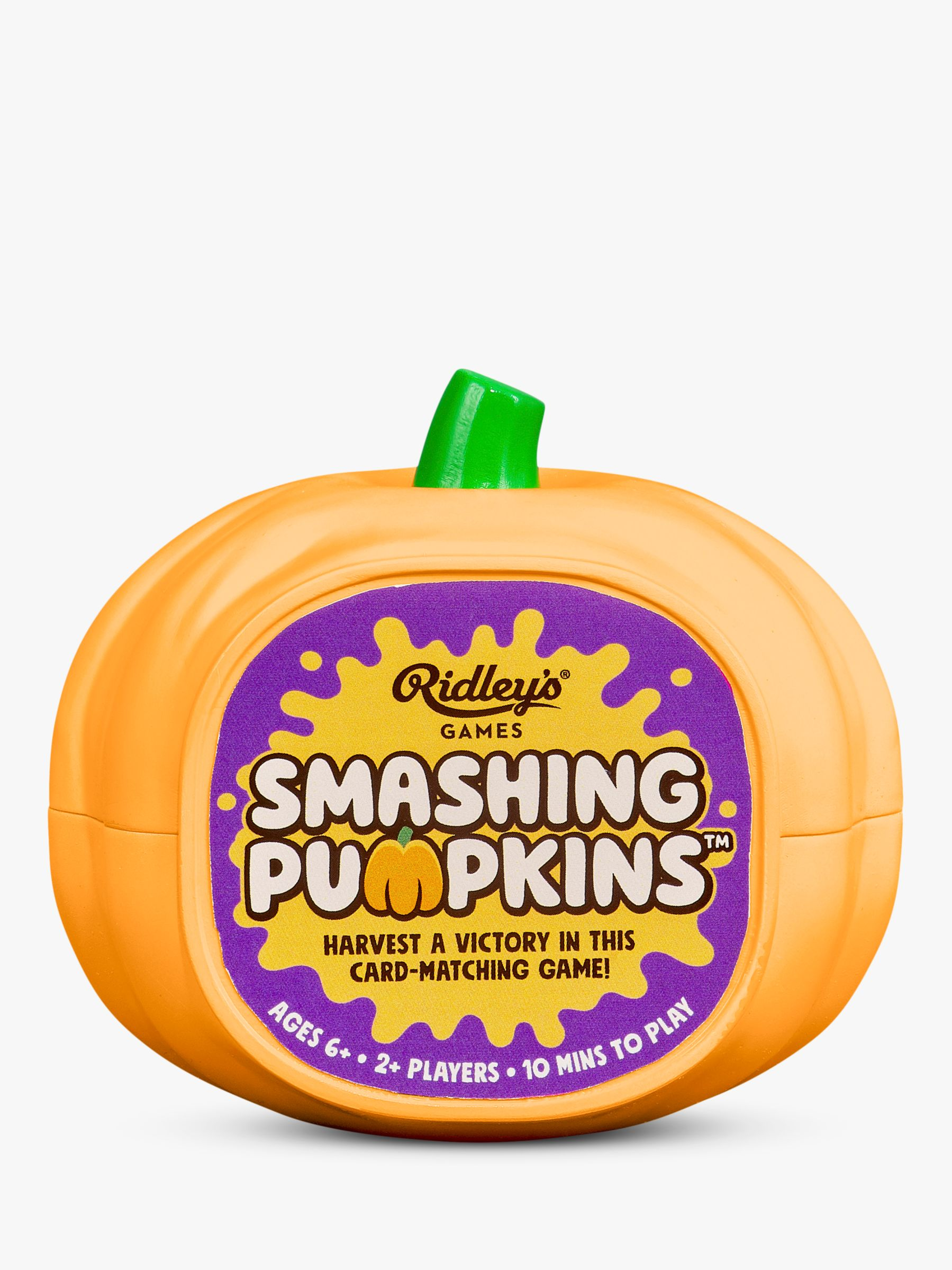 Ridley's Ridleys Smashing Pumpkins Card Game