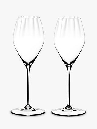 Riedel Performance Champagne & Sparkling Wine Glass, Set of 2, 375ml