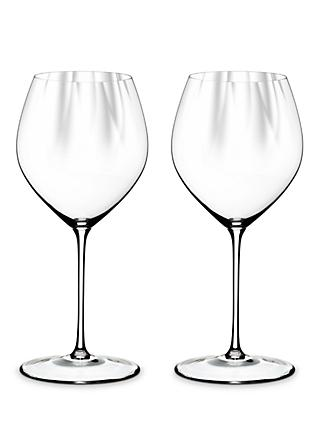 Riedel Performance Chardonnay White Wine Glass, Set of 2, 727ml, Clear