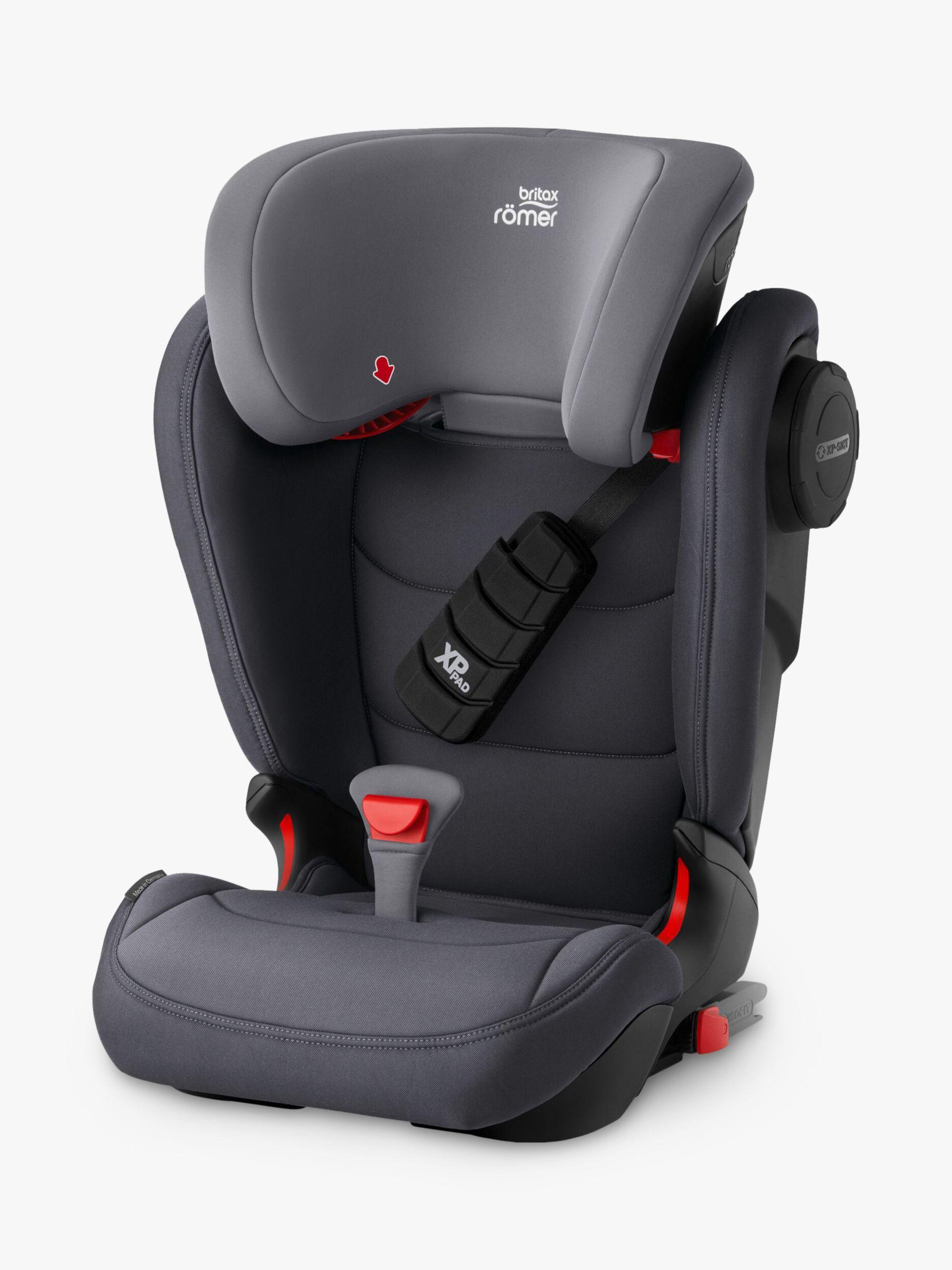 Britax Britax Römer KIDFIX III S Group 2/3 Car Seat, Storm Grey