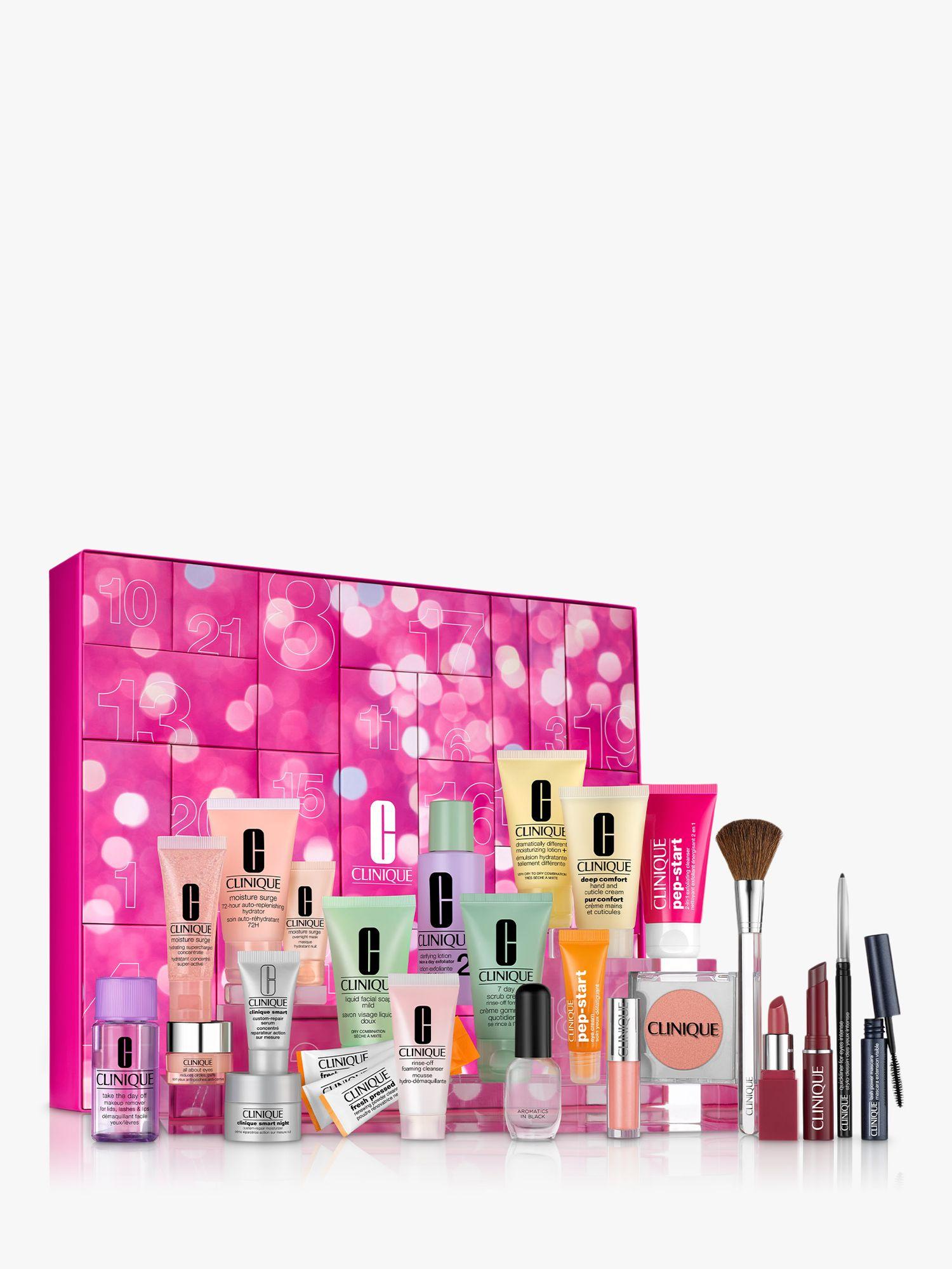 Clinique 24 Days Of Clinique Beauty Advent Calendar At John Lewis Partners