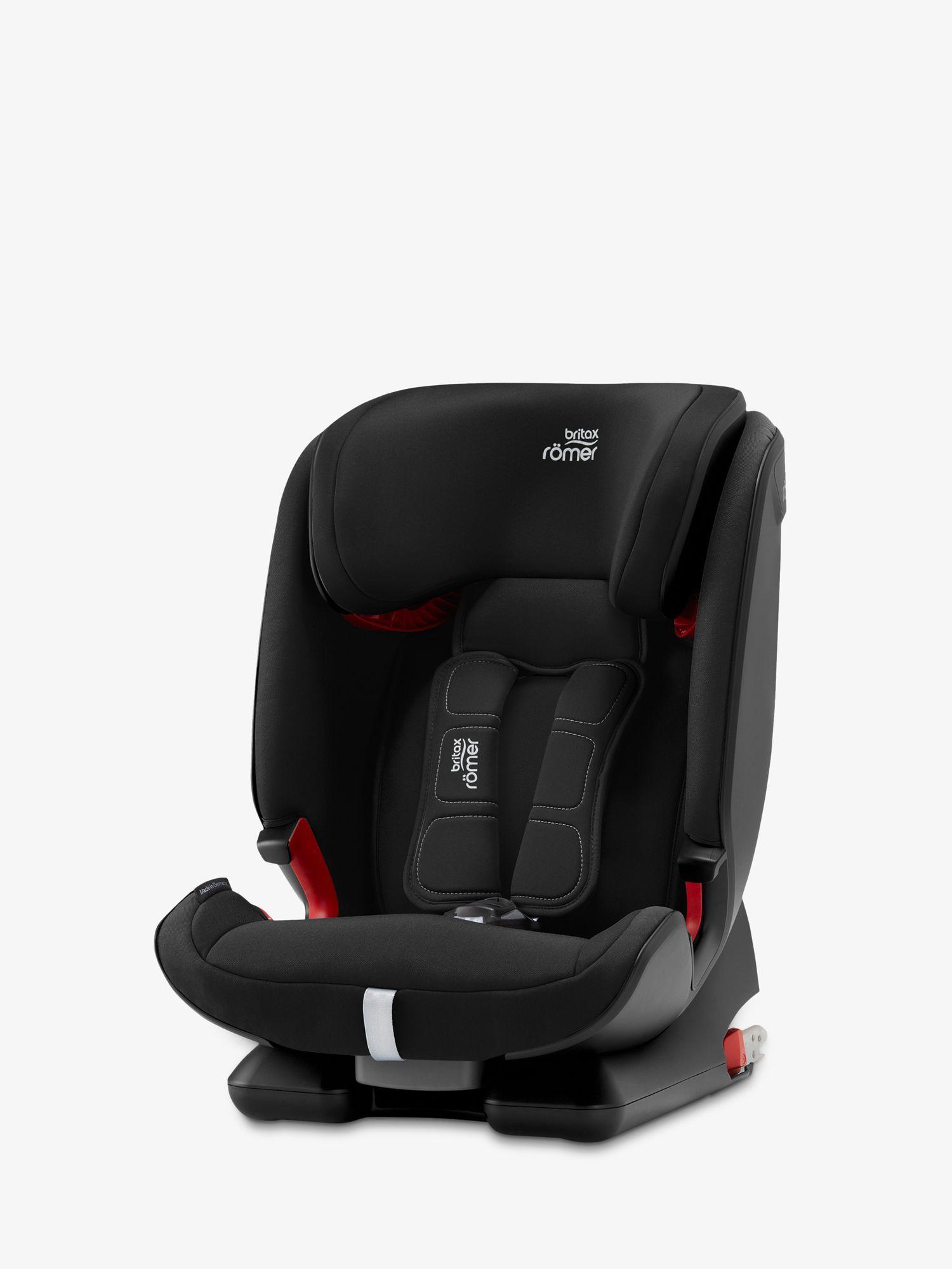 Britax Britax Römer ADVANSAFIX IV M Group 1/2/3 Car Seat, Cosmos Black