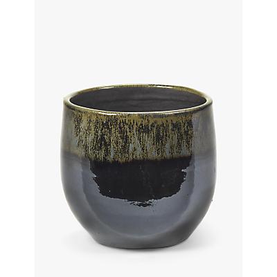 Serax Duo Pot, Black/Green