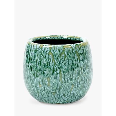 Serax Seagrass Pot, Sea Green, Medium