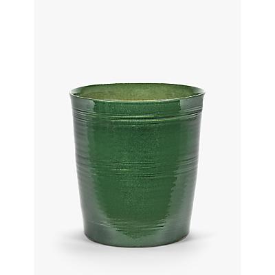 Serax Lines Pot, Green