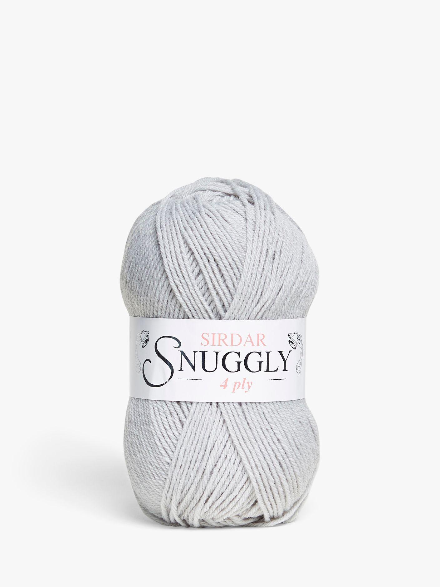 Sirdar Sirdar Snuggly 4 Ply Yarn, 50g