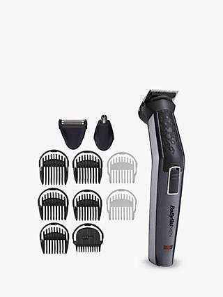 BabylissMEN 7256U 11-in-1 Carbon Titanium Multi Trimmer