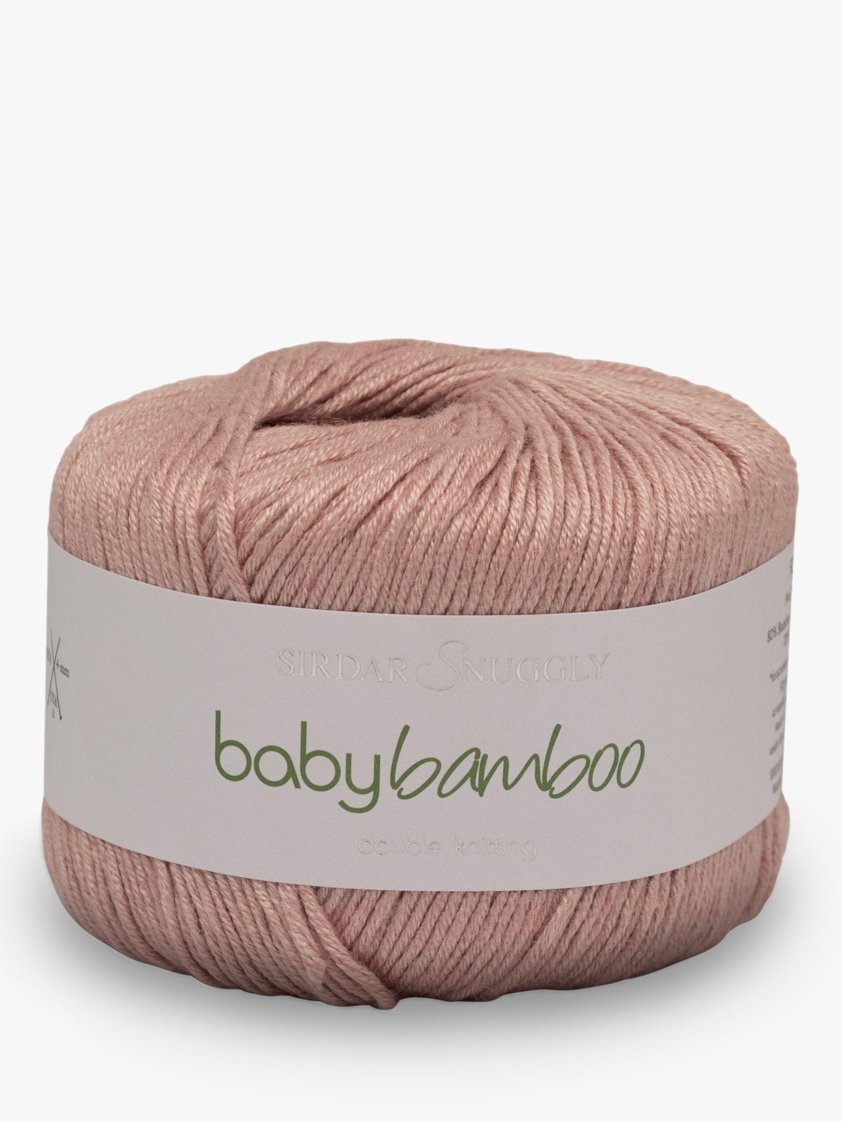 Sirdar Sirdar Baby Bamboo DK Linen Yarn, 50g