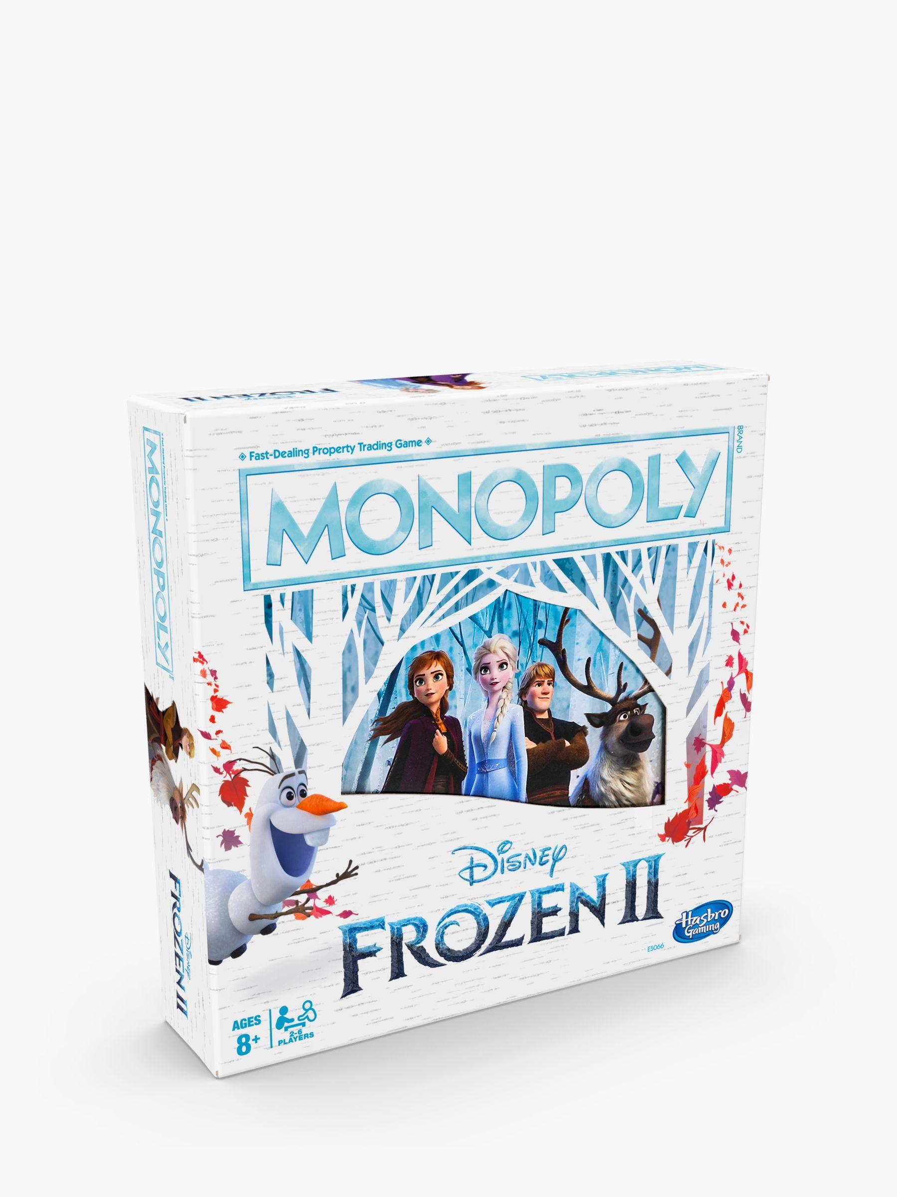 Monopoly Monopoly Disney Frozen II Board Game