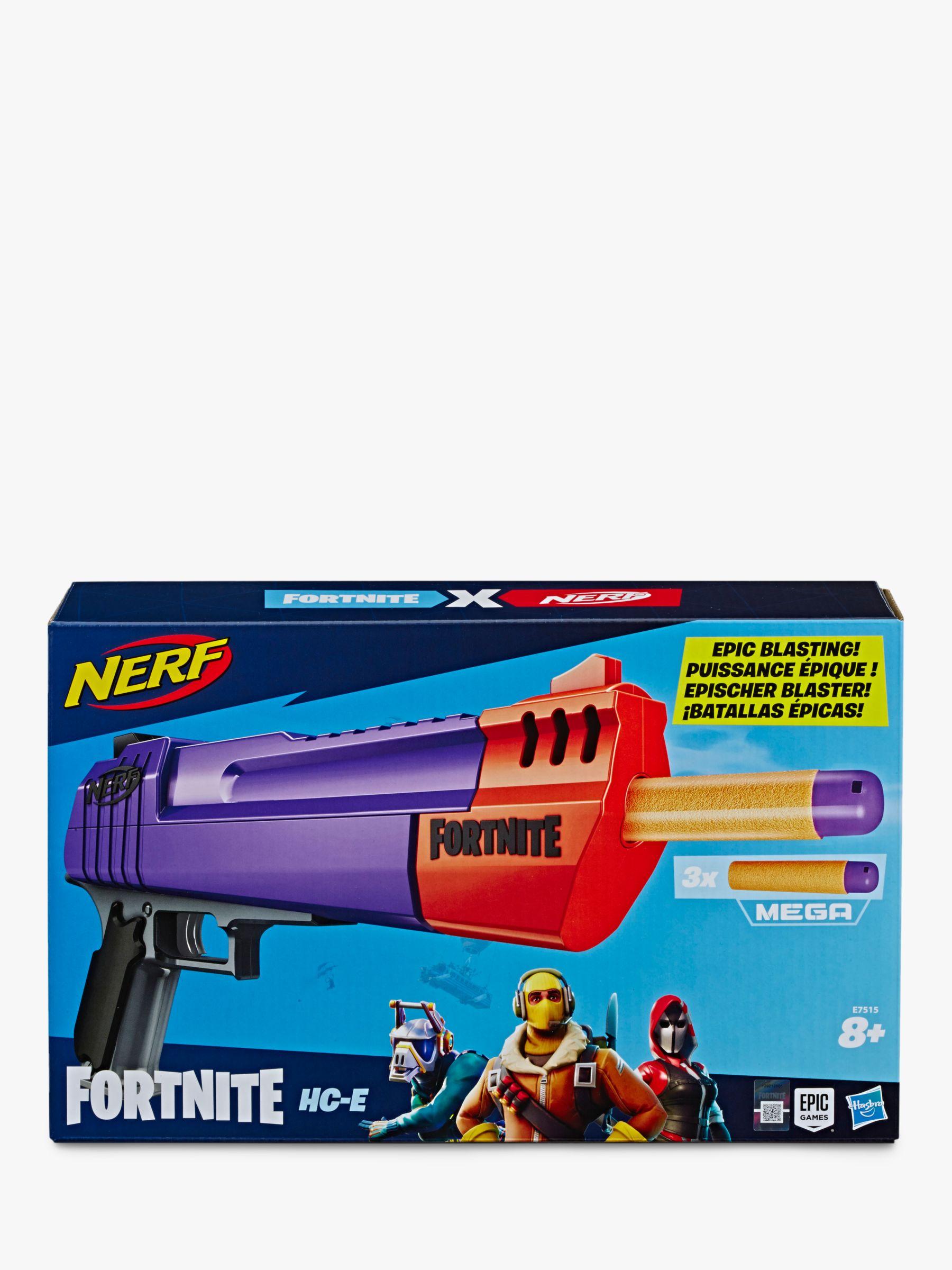 NERF Nerf Fortnite HC-E Hand Cannon Blaster