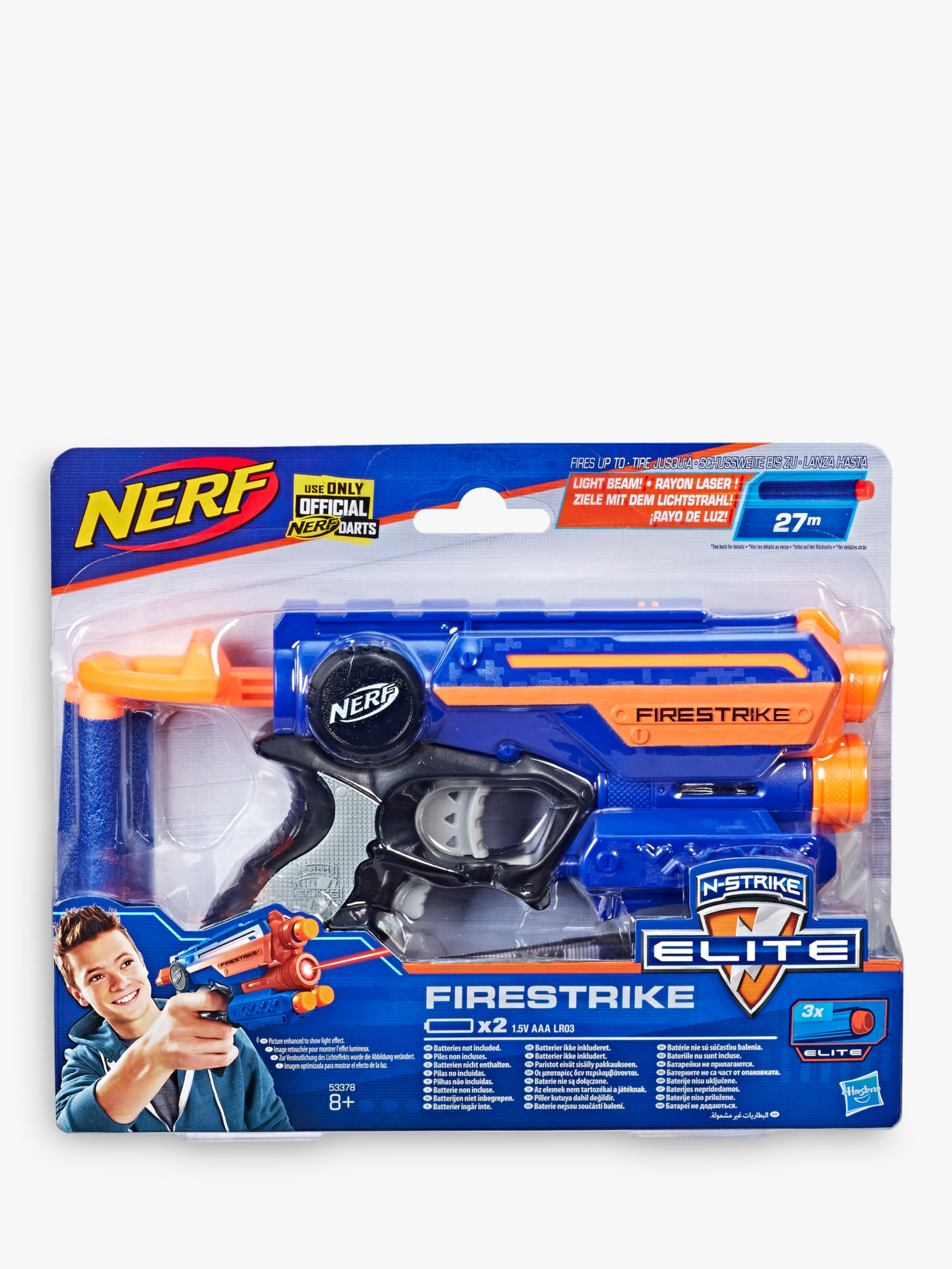 NERF Nerf N-Strike Elite Firestrike Blaster