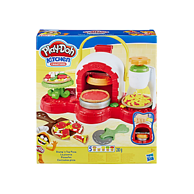 Play-Doh Stamp 'N' Top Pizza Oven Toy
