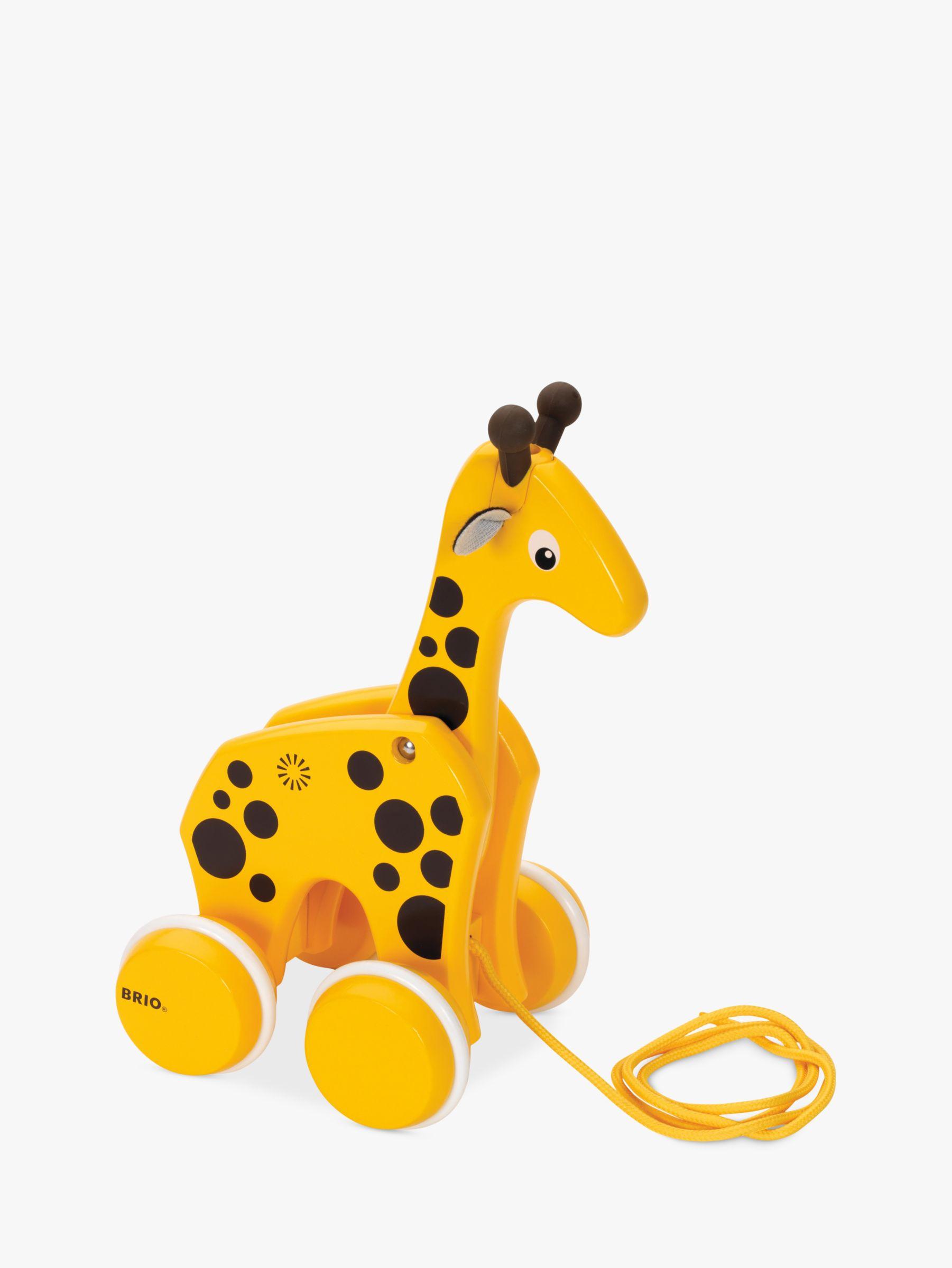 BRIO BRIO Pull Along Giraffe