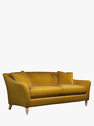 John Lewis & Partners Refine Large 3 Seater Sofa, Light Leg