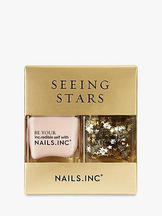 Buy Nails Inc Inc.redible Seeing Stars Nail Polish Duo Online at johnlewis.com
