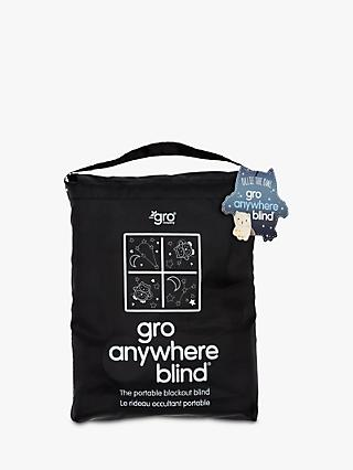 Gro-Anywhere Blackout Blind, Ollie the Owl