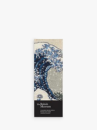 DMC The Great Wave Bookmark Cross Stitch Kit