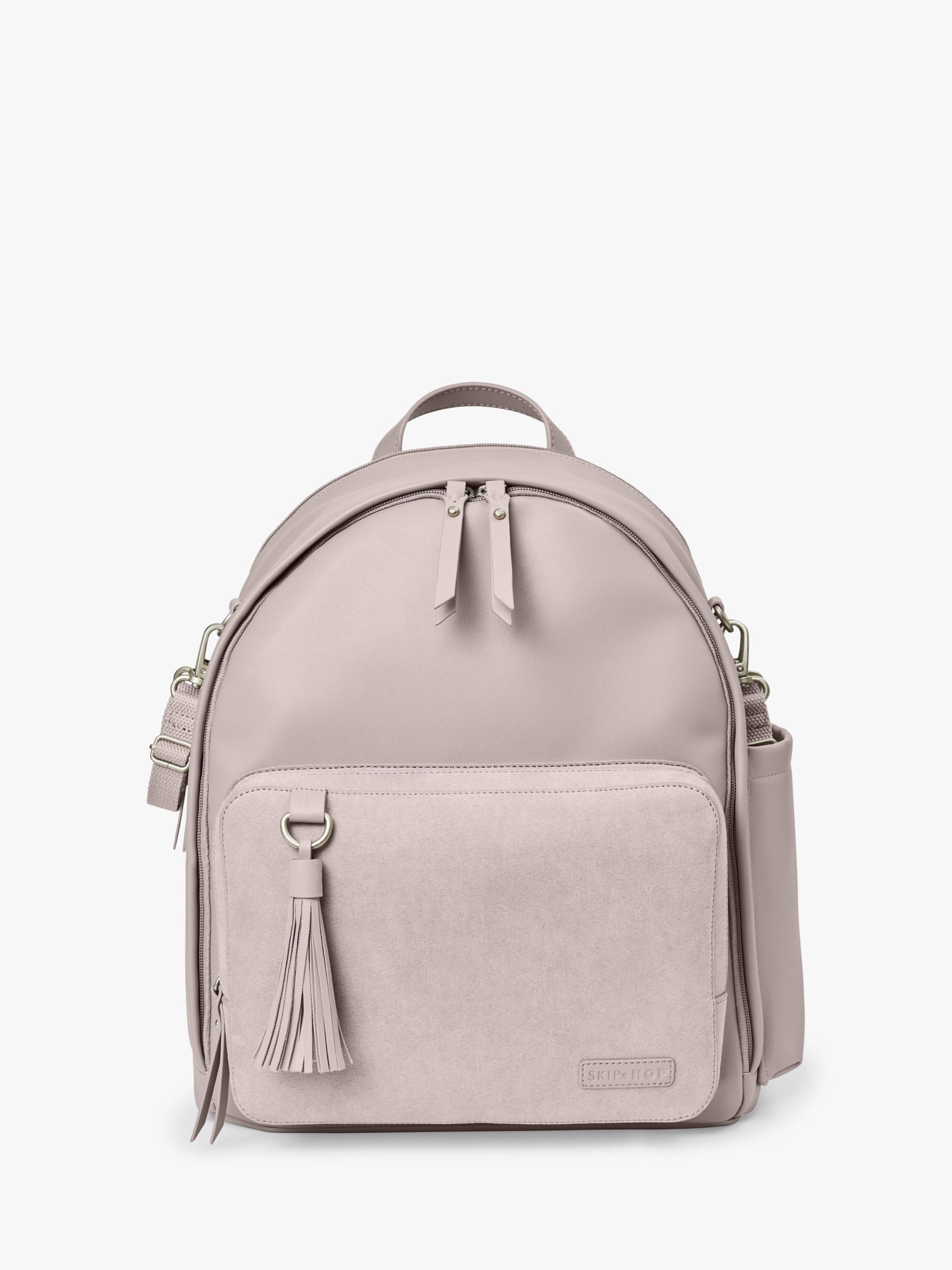 Skip Hop Skip Hop Greenwich Backpack Changing Bag, Taupe