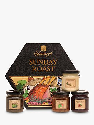 Edinburgh Preserves Sunday Roast Sauce Gift Set, 416g