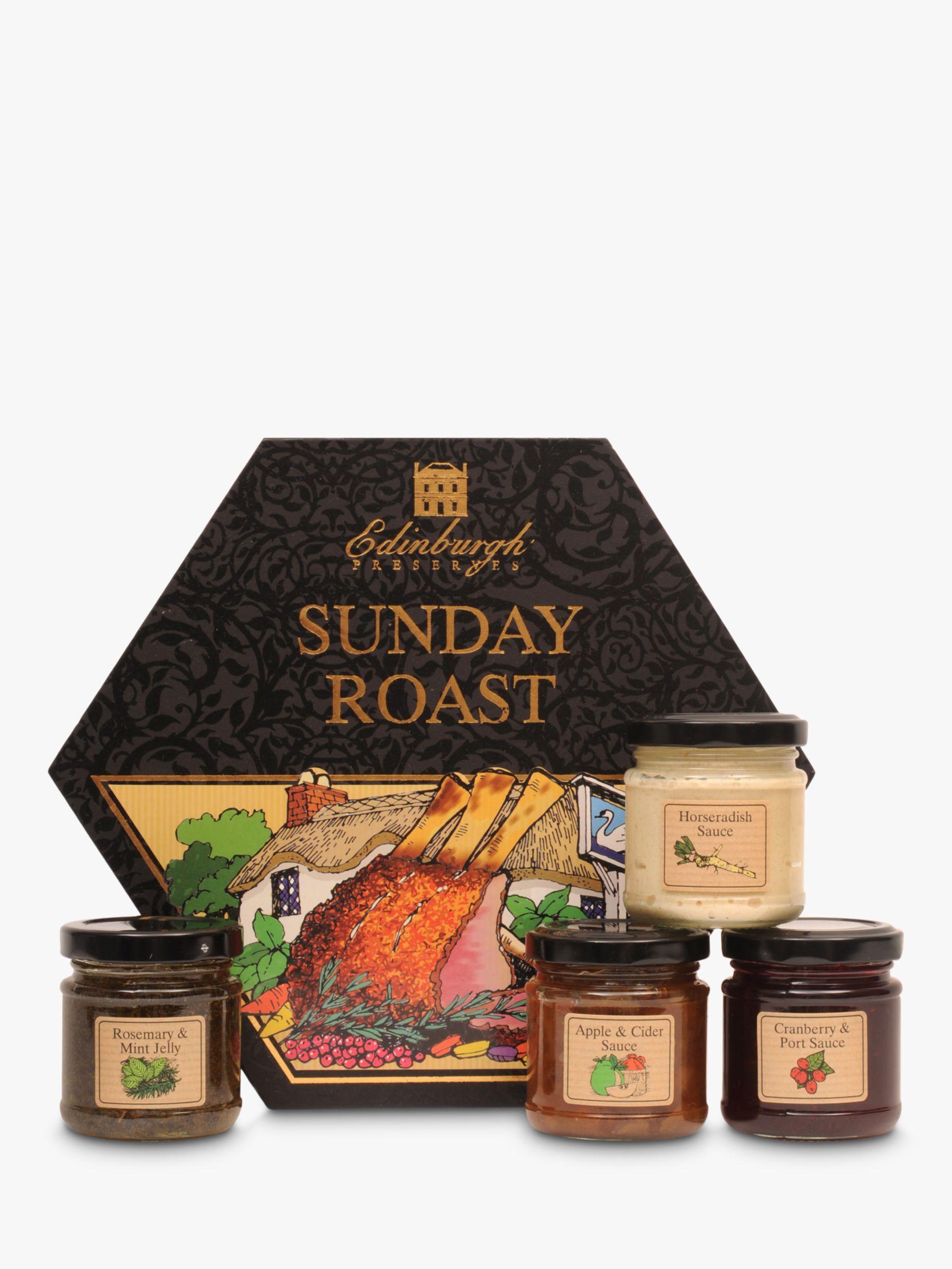 Edinburgh Preserves Edinburgh Preserves Sunday Roast Sauce Gift Set, 416g