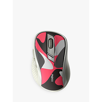 Image of Rapoo M500 Multi-Mode Bluetooth Wireless Mouse