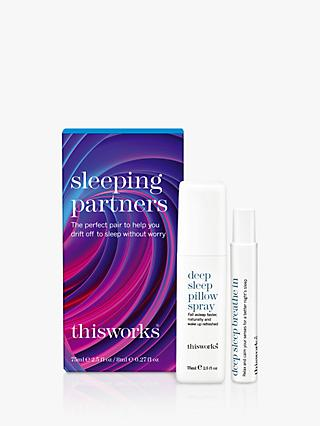 This Works Sleeping Partners Bodycare Gift Set