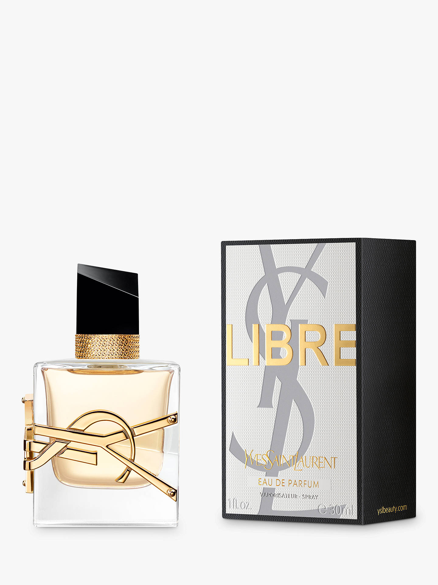 Yves Saint Laurent Libre Eau De Parfum At John Lewis Partners