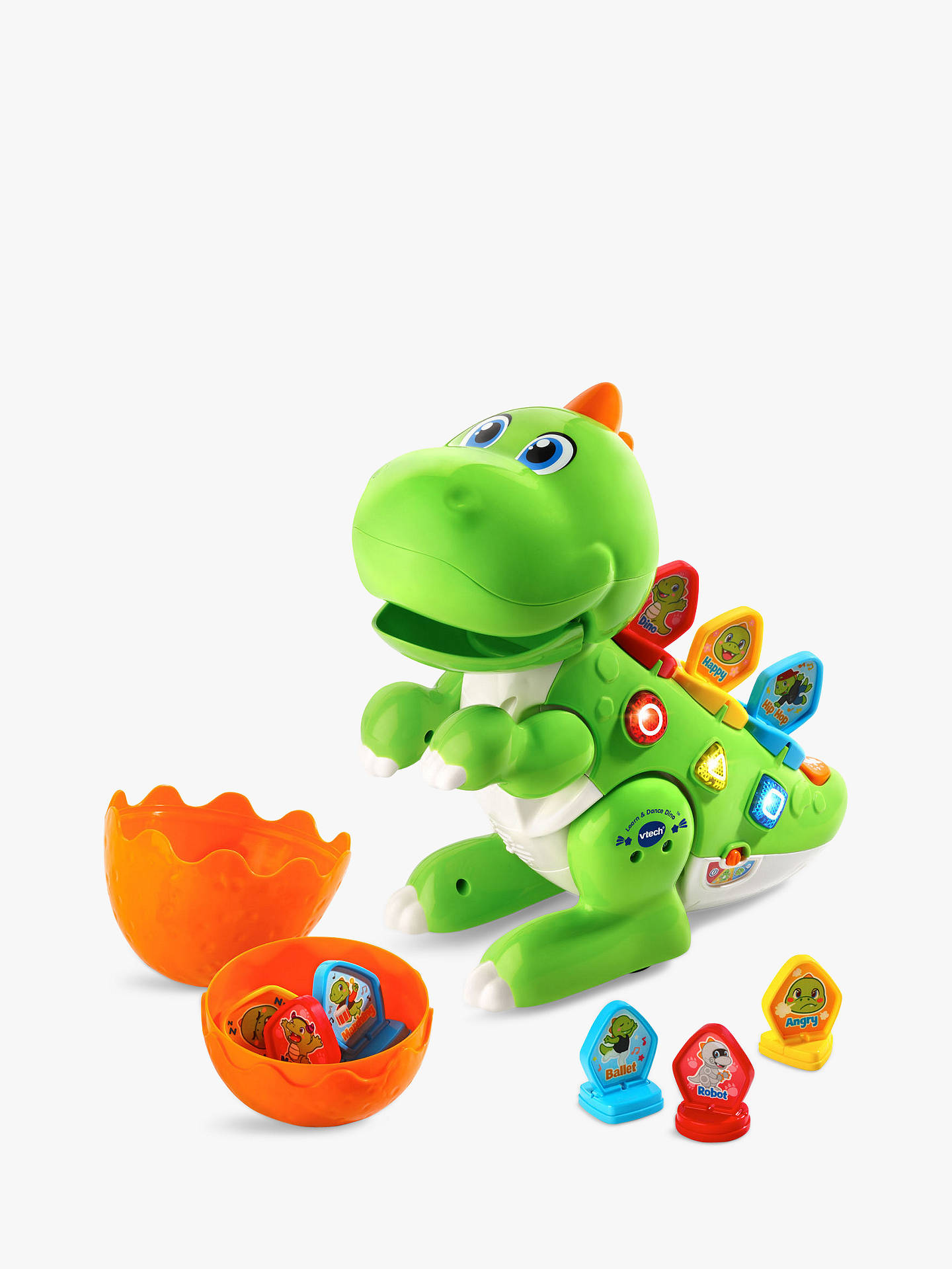 Buy VTech Learn And Dance Dino Online at johnlewis.com