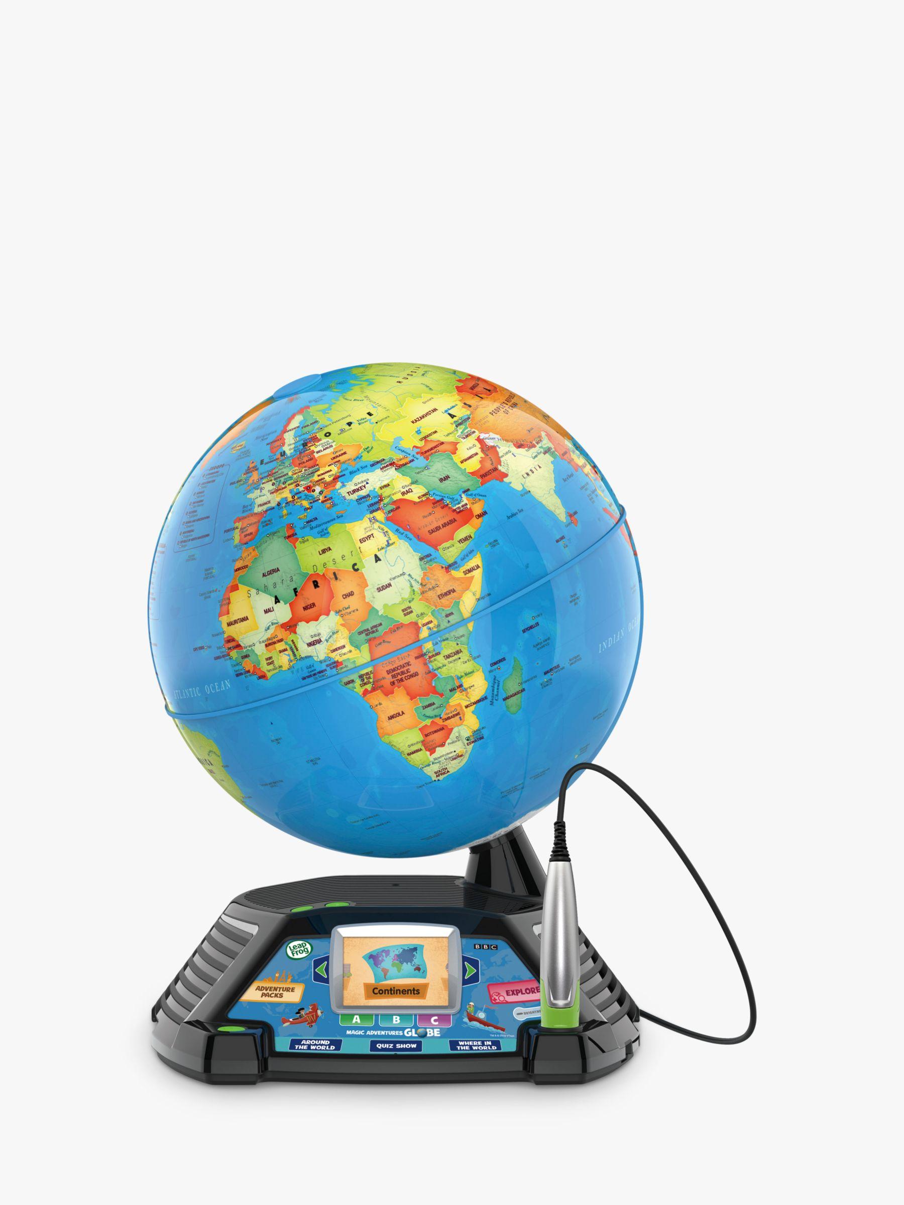 LeapFrog LeapFrog Magic Adventures Globe