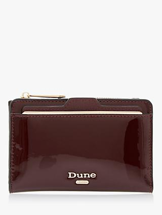 Dune Kinikanty Mini Patent Purse