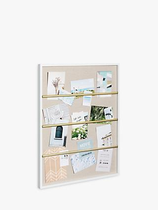 Umbra Tucker Multi-aperture Notice Board Photo Frame