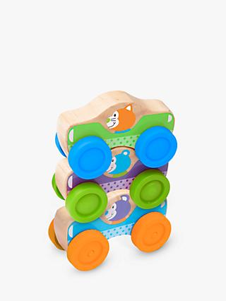 Sorting And Stacking Activity Toys John Lewis Partners