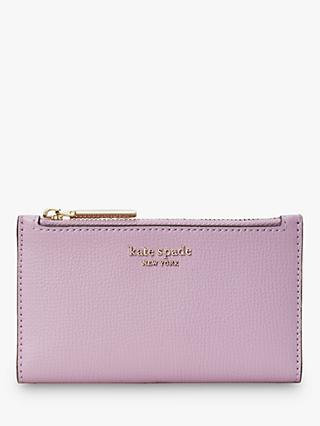 kate spade new york Sylvia Small Slim Leather Bi-Fold Purse