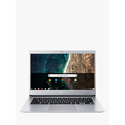 Image of Acer Chromebook Laptop, Intel Celeron, 4G RAM, 64GB eMMC, 14 Full HD Touch Screen