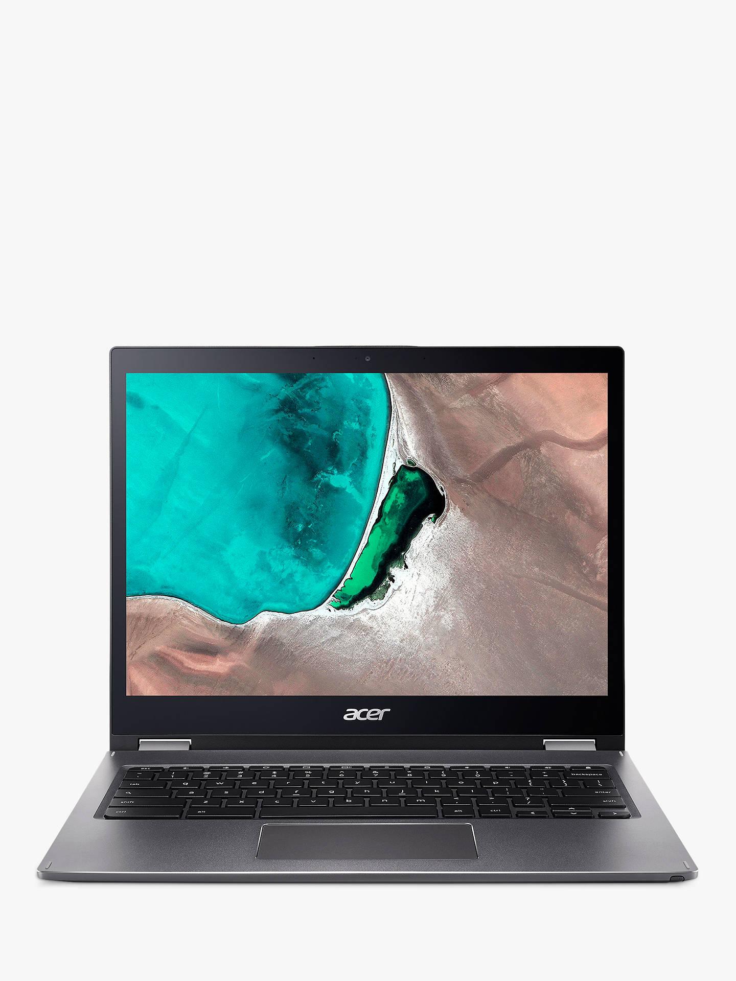 Acer Chromebook Spin 13 Laptop Intel Core I5 Processor 8gb Ram 128gb Emmc 13 5 Iron At John Lewis Partners