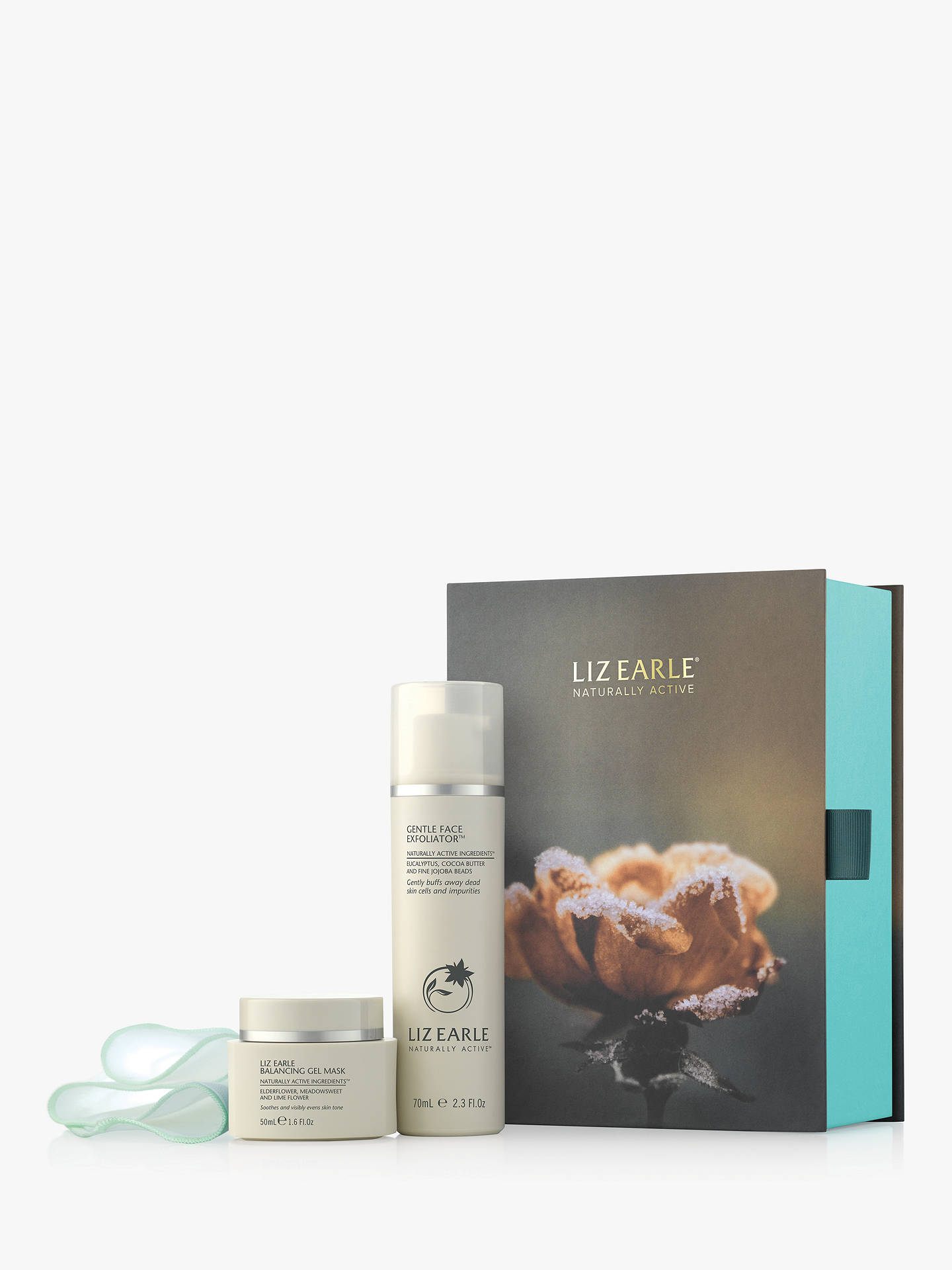 Liz Earle Find Your Balance Skincare Gift Set by Liz Earle
