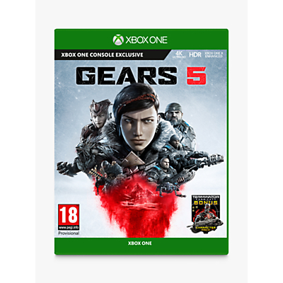 Image of Gears 5, Xbox One