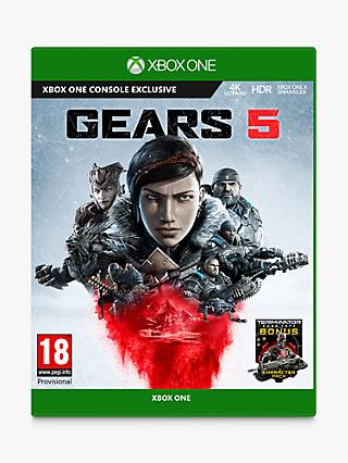 Gears 5, Xbox One