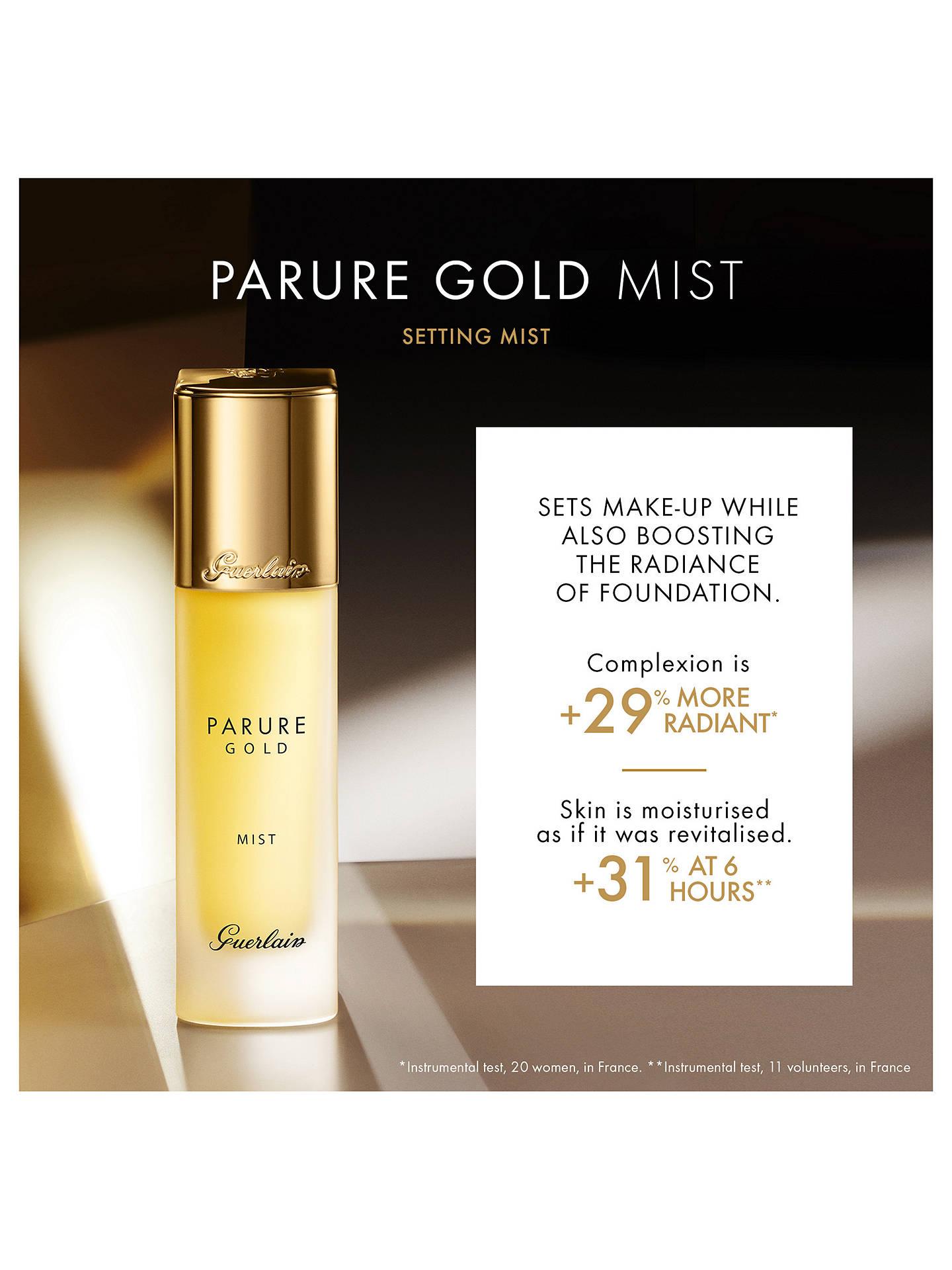 altamente elogiato vendita a basso prezzo Vendita scontata 2019 Guerlain Parure Gold Setting Mist, 30ml