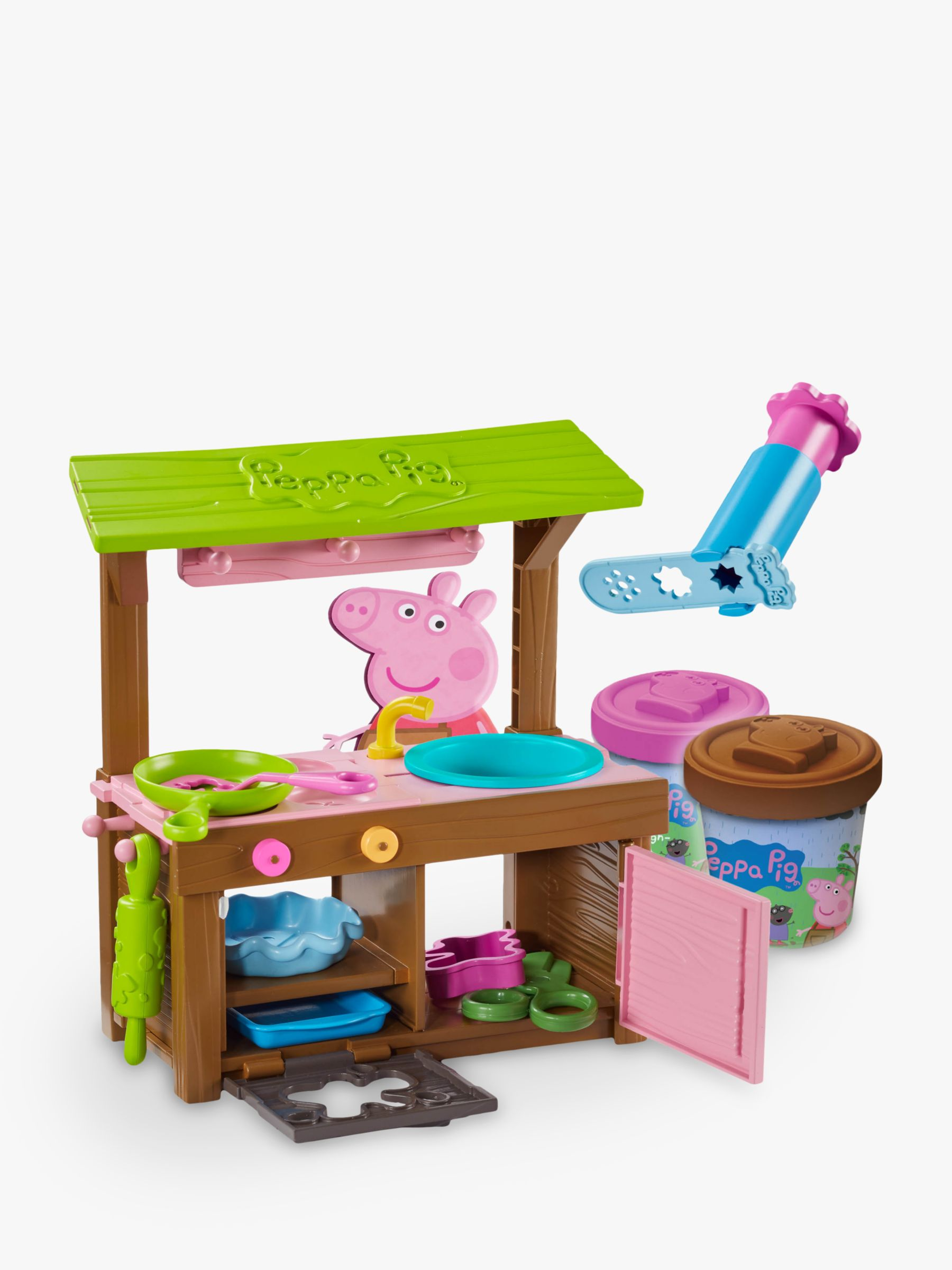 Peppa Pig Peppa Pig Kitchen Dough Set