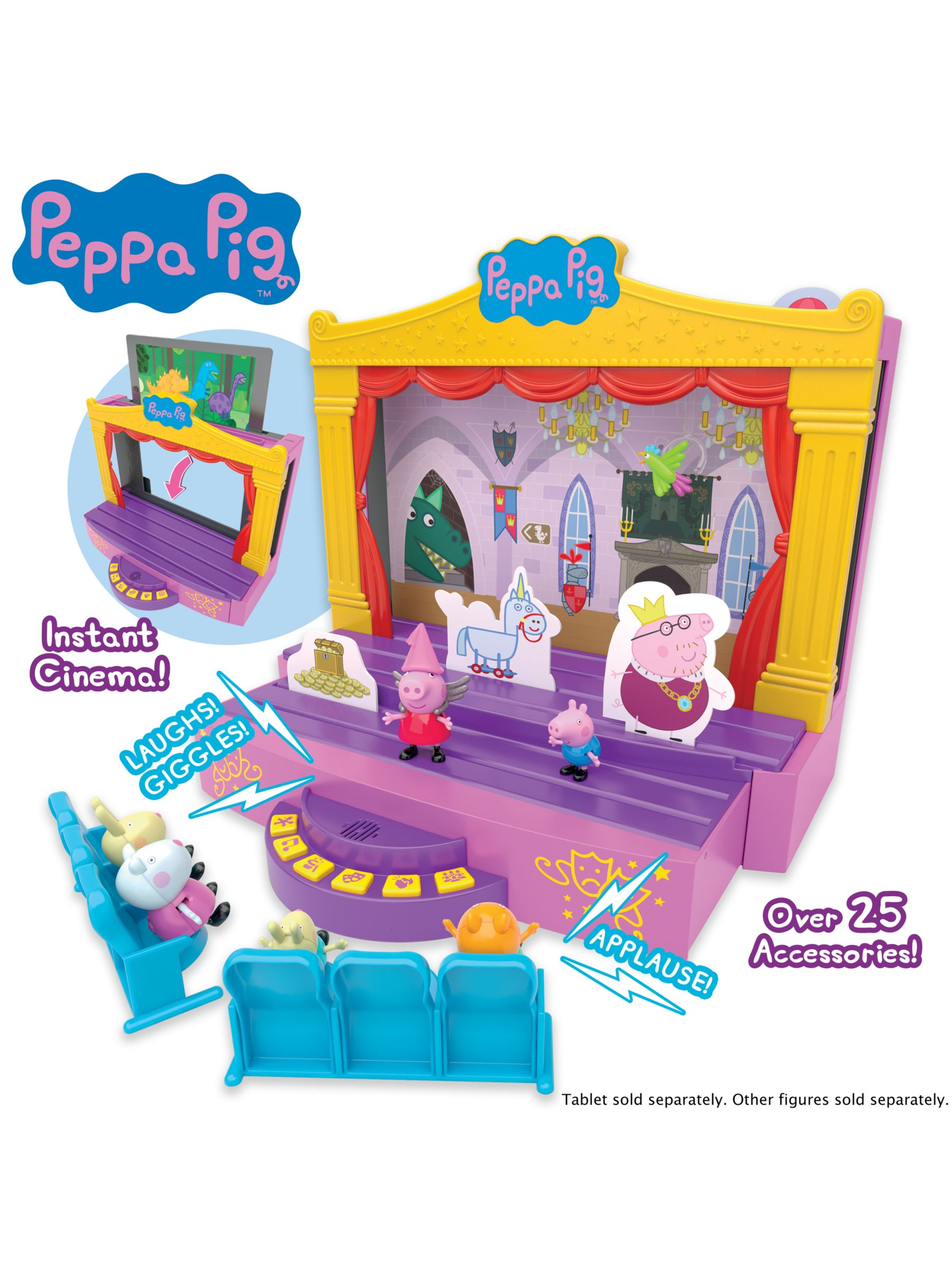 Peppa Pig Peppa Pig Stage Playset